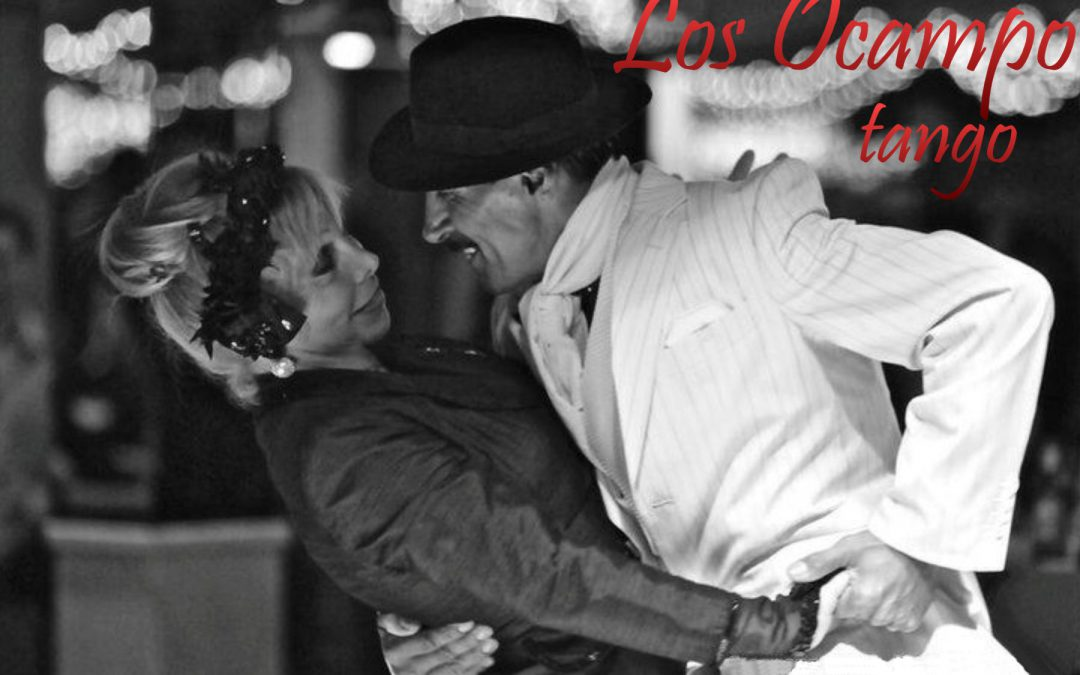 """Tango With Passion"" Week with Los Ocampo. CLASSES START ON WEDNESDAY MARCH 22, 2017!!!"
