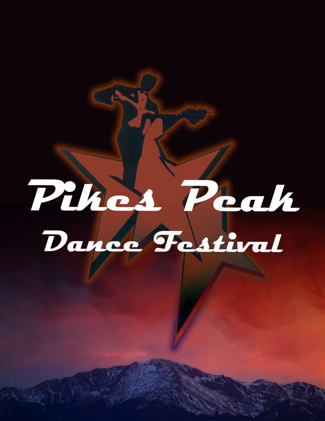 Pikes Peak Dance Festival LOGO 8.5X11