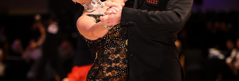 """""""COME DANCE WITH US"""" Ballroom, Latin, Country-Western & Swing Social Dance – SAT, February 29, 2020"""