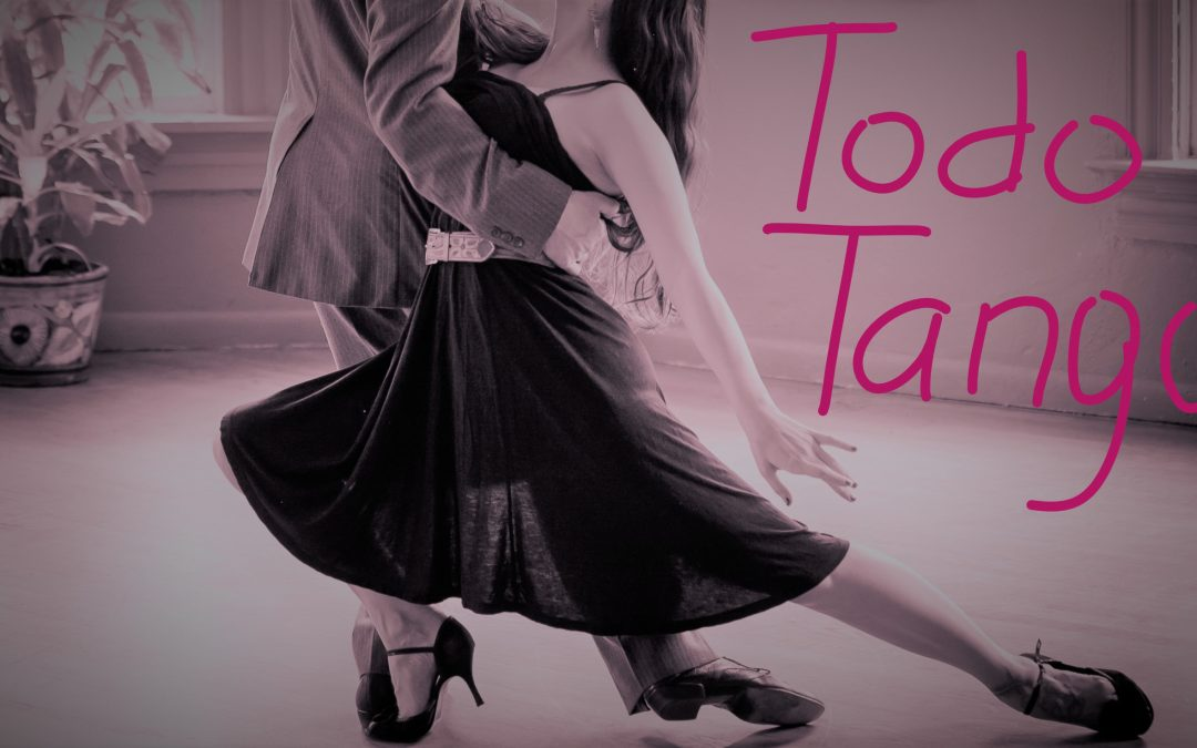 """Todo Tango"" Valentine's Day Milonga and Lesson with John Miller & Jesica  Cutler – MONDAY, Feb. 11, 2019"