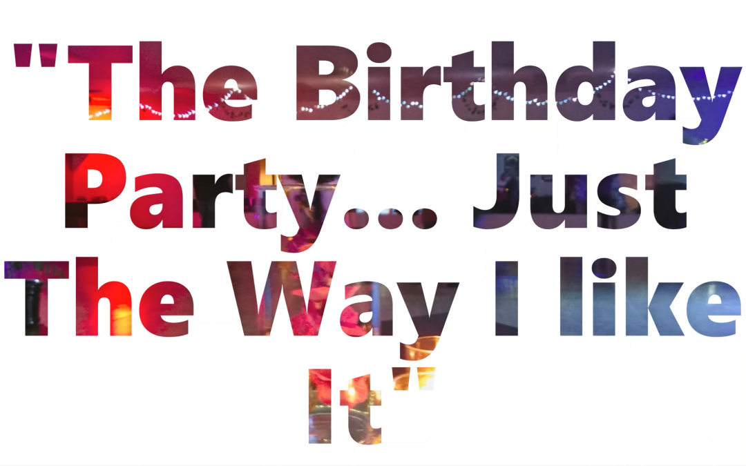 """The Birthday Party… Just The Way I like It"" Social Dance – SAT, November 30, 2019 @ SPRINGS RHYTHM Dance & Event Center"